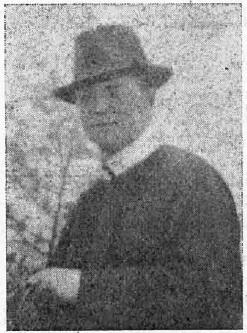 Il redentorista P. James Hughes C.Ss.R. 1908-1947 USA della Provincia di Baltimora. Due anni dopo l'ordinazione fu mandato nella Missione di Campo Grande in Brasile.