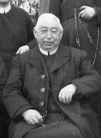 Il redentorista Il redentorista P. Jozef Schrijvers, C.Ss.R. 1876-1945 – Belgio, Provincia Flandrica, Superiore della Vice-Provincia Ruteniense in Galizia.