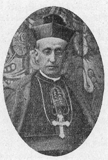 Il redentorista Mons. Nicanor Mutiloa Irurita C.Ss.R. 1874-1946 Spagna della Vice-Provincia Hispanica.