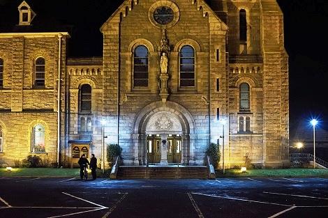 Irlanda - La chiesa redentorista di Dundalk oggi, dedicata a San Giuseppe.
