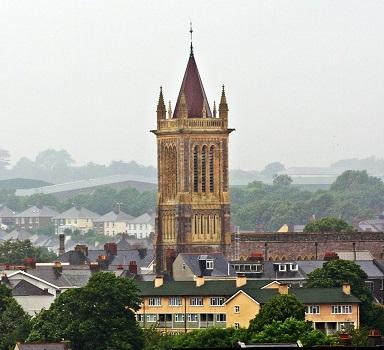 Plymouth, nel Devonshire, dove nel 1976 è morto il redentorista P. Joseph Jones, 1908-1976, Regno Unito, Provincia di Londra.