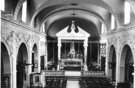 Nessuna immagine del redentorista Fratello Edward (Xavier) Kerr, C.Ss.R. 1862-1960 – Irlanda, Provincia di Londra. La foto mostra la chiesa redentorista di St. Jpseph a Bishop Stortford dove il Fratello morì nel 1960.