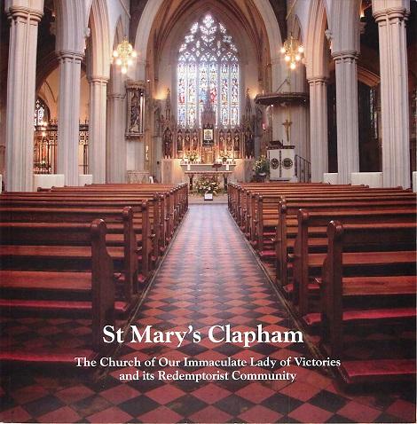 Nessuna immagine del redentorista P. Edward O'Brien, 1904-1980 – Regno Unito, Provincia di Londra. Fu in diverse Case; quindi tornò a Clapham, dove morì nel 1980 (Nella foto: la chiesa oggi).