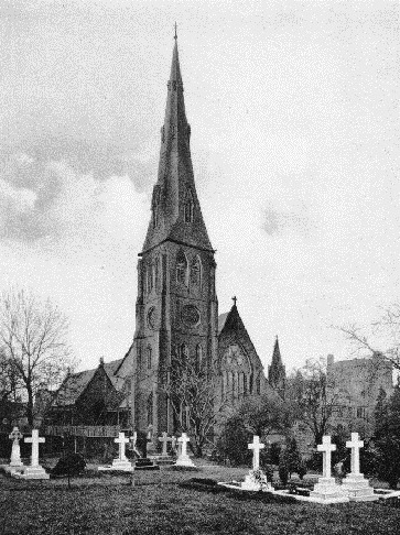 Nessuna immagine del redentorista P. Edward Ring, C.Ss.R. 1899-1945 – Regno Unito, Provincia di Londra. (nella foto: il piccolo cimitero della Casa redentorista di Erdington, Birmingham in cui era rettore).