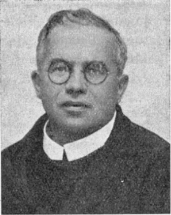 Il redentorista P. Jacob Tiago Klinger C.Ss.R. 1882-1947  Baviera della Provincia di Monaco. Due anni dopo la ordinazione sacerdotale fu inviato in Brasile, dove si dedicò completamente alla formazione dei giovani redentorista.