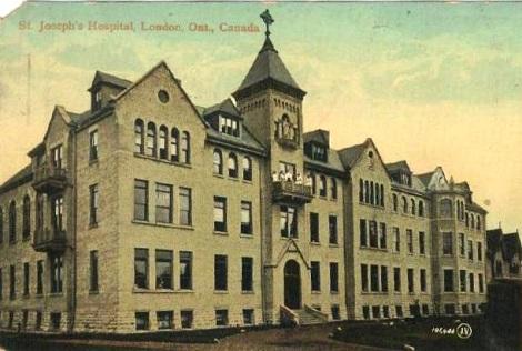 Non è disponibile alcuna immagine del redentorista P. Stephen L. Connolly C.Ss.R. 1864-1937  Canada della Vice Provincia di Toronto. Morì nel 1937all'ospedale di San Giuseppe in London, Ontario (nella foto).