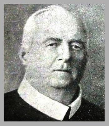 Il redentorista P. Sinon John Grogan C.Ss.R. 1857-1936 Canada della Vice Provincia di Toronto. Nato a Quebec, mori a Toronto.