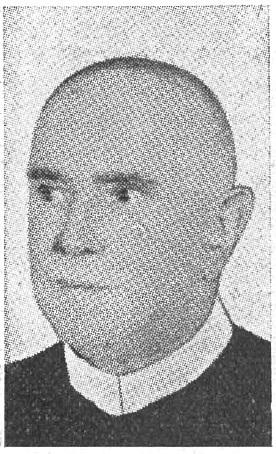 Il redentorista P. P. Otto Robrecht C.Ss.R. 1871-1946 Borussia, della Provincia di Colonia, poi missionario in Argentina.