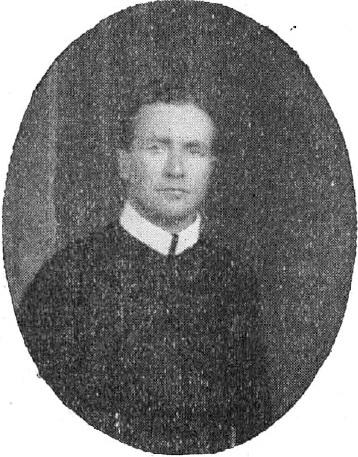 Il redentorista P. Patrick Murphy 1909-1949  Irlanda, della Provincia di Dublino.  i Superiori lo destinarono alle Filippine. mori il primo maggio 1949nell'ispedale di Limerick.