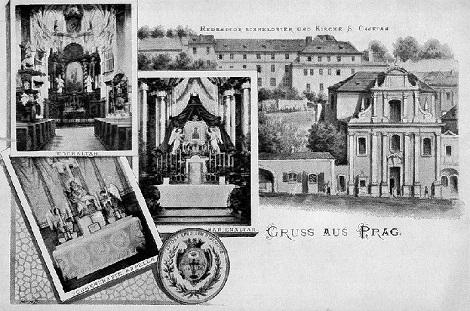 Nessuna immagine del redentorista Diacono Jan Novotný C.Ss.R. 1919-1949, Cecoslovacchia della Provincia di Praga. Morì nell'ospedale di Praga nel 1949, a 30 anni. (foto: la Casa redentorista a Praga).