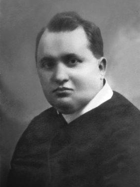 Il redentorista P. Zenovius Kowalyk C.Ss.R. 1903-1941, Ucraina della ViceProvincia Ruteniese in Galizia. E' uno dei 4 beati martiri ucraini.