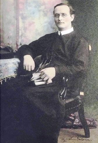 Il redentorista P. Thomas Galvin C.Ss.R. 1864-1933 USA, della Provincia di Baltimora. morto a Buffalo, 20 settembre 1933, nel suo settantesimo anno di vita.