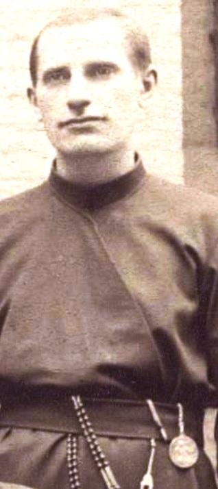 Il redentorista Fratello Conrad (William) Kirchoff, 1853-1928 – Borussia/USA, Provincia di Baltimora. Morì a New York City, nel centro SS. Redentore, nel 1928.