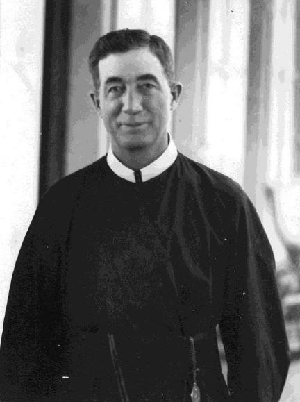 Il redentorista P. James Dwyer, 1900-1956 – Canada, Provincia di Toronto.