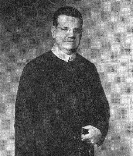 Il redentorista P. Francis Brennan 1895-1950 USA della Provincia di Baltimora.