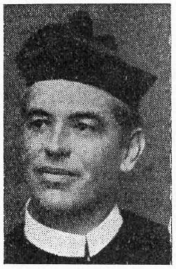 """Il redentorista P. Joseph (Clemente) Heinrich,1879-1941, Wunsttenberg, della Provincia di Monaco, poi di San Paolo. Verso la fine degli studi dal P. Generale ebbe il permesso di emigrare in Brasile, Veniva chiamato """"Padre Clemente"""". Morì a 62 anni."""
