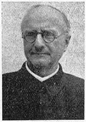 Il redentorista P. Joseph Simonin C.Ss.R. 1883-1947  Francia della Provincia di Lione, poi Vice-Provincia del Cile. Era Superiore Vice-provivinciale di Santiago del Cile quando morì l'11 marzo 1947.