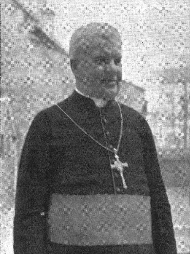 Il redentorista Mons. Gerald Murray, 1885-1951, Canada della Vice-Provincia Canadese).  È stato nominato Provinciale della Provincia di Toronto nel 1927. Il 7 maggio 1930 è stato consacrato Vescovo. È morto a Montreal il 3 giugno 1951.