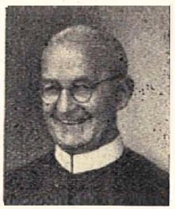 Il redentorista P. Emil Rombach, 1883-1953, Germania della Provincia di Monaco.
