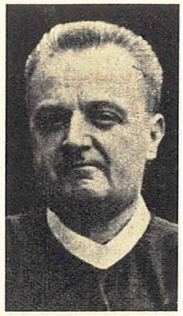 Il redentorista P. Karl Sefelin, 1896-1953, Austria, della Provincia di Vienna. Era Provinciale di Vienna quando morì tragicamente, falciato da un automobile