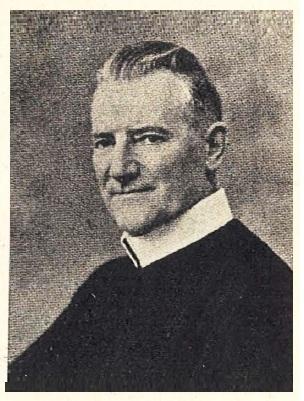 Il redentorista P. John Ev. Hosey, 1893-1954, USA, della Provincia di Baltimora. Era Superiore della Comunità del perpetuo Soccorso in Baltimora quando morì improvvisamente il 20 gennaio 1954.