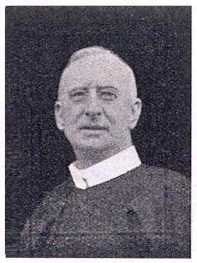 Il redentorista P. George Nicholson, 1865-1954, Regno Unito, della Provincia di Londra.