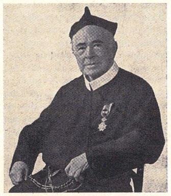 Il redentorista P. Joannes Kronenburg, 1853-1940  Paesi Bassi  della Provincia di Amsterdam.  È morto a Nimega nel 1940 a 86 anni.