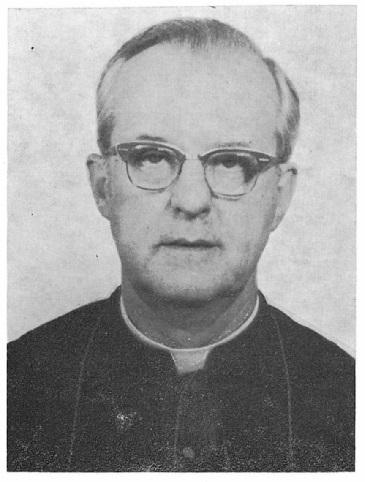 Il redentorista Mons. Bernard Joseph Nolker, 1912-2000 – USA, Provincia di Baltimora.  Vescovo dal 1963, Ha rinunciato al munus episcopale il 15 marzo 1989. E' morto nel 2000.