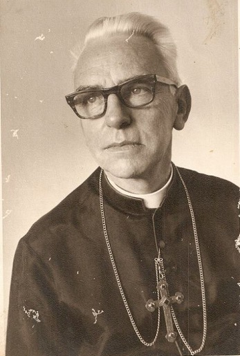 Il redentorista Mons. Thomas Francis Reilly, 1908-1992 – USA, Provincia di Baltimora, Vescovo a San Juan de la Maguana, Repubblica Dominicana.