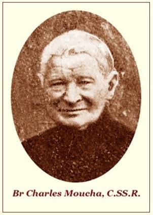 Il redentorista Fratello Charles Mucha, 1817-1901, Irlanda, Provincia di Londra. Era di origine polacca ed entrò tra le file dei primi redentoristi di Limerick. Morì a Bishop Eton.