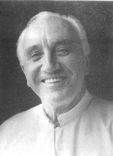 Il redentorista P. Leo James English, 1907-1997, Australia, Provincia di Camberra.