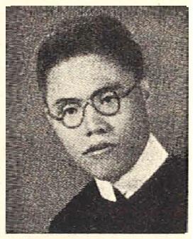 Il redentorista Studente Pedro Shen C.Ss.R. 1928-1954, Cina, della Provincia di Madrid. Il primo cinese redentorista a morire in Cina: chierico di appena 25 anni.