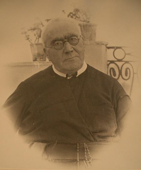 """Il redentorista P. Gioacchino Jacovino, 1874-1954,  Italia della Provincia di Napoli. P. Gioacchino Jacovino, un venerando """"patriarca"""" redentorista. Morto a 80 anni."""