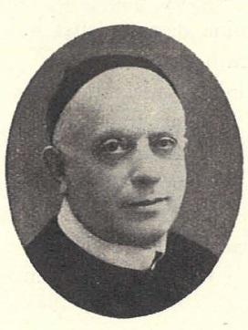 Il redentorista P. Luigi Bertasi C.Ss.R. 1867-1951  Italia della Provincia di Roma.
