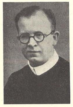 Il redentorista P. Josef Kolfenbach, 1905-1945, Borussia della Provincia di Colonia. Appena 40 anni di vita di cui 15 vissuti nel mistero sacerdotale.