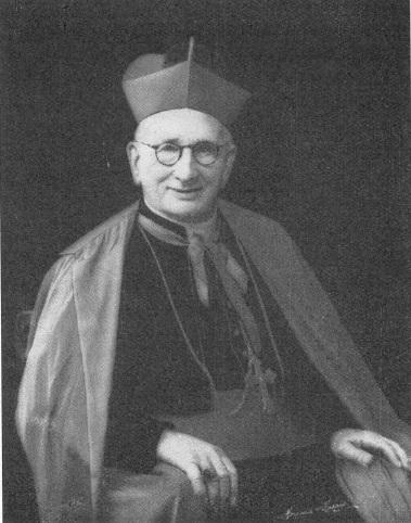 Il redentorista Mons. John Aloysius Edmund Gleeson, 1869-1956  Irlanda della Provincia di Dublino. Suo padre diventerà Fratello col nome di Timothy Gleeson.  Vescovo di Maitland (Australia), morì nel 1956 a 87 anni.