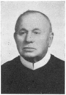 Il redentorista P. Franciszek Marcinek C.Ss.R. 1875-1955  Borussia, della Vice-Provincia Polonica. dal 1933 al 1948 Superiore Provinciale. Durante il suo governo, inviò missionari in Argentina.