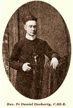 Il redentorista P. Daniel Doherty, 1837-1894 – Irlanda, Provincia di Amsterdam. Si è distinto nella direzione delle anime. 1887, cominciò a soffrire arrivando fino al 1894 quando morì a 56 anni.