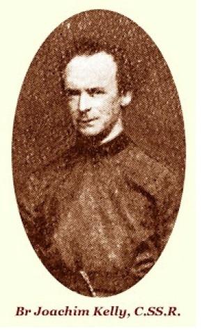 Il redentorista Fratello Walter Joachim Kelly, 1831-1898 – Regno Unito, Provincia di Amsterdam.