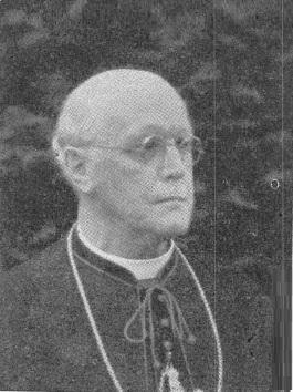 Il redentorista Mons. Theo Van Roosmalen C.Ss.R. 1875-1957 Paesi Bassi della Provincia di Amsterdam. 1911, quando è stato consacrato Vescovo titolare di Antigonia e Vicario Apostolico del Suriname. Morì a Paramaribo nel 1957, a 82 anni.