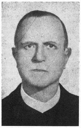Il redentorista P. Emilio Viscontini, 1888-1957, Argentina, della Vice-Provincia Argentina. Morì nel 1957 a 69 anni.