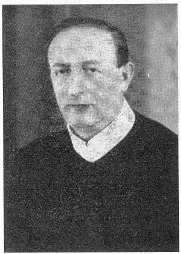 Il redentorista P. Anton Hollmann, 1893-1958, Cecoslovacchia della Provincia di Praga. Nato in Boemia, era già sacerdote quando entrò tra i Redentoristi. u di prezioso raccordo tra i membri della sua vice-provincia espulsi come lui, che lo eslessero come loro rappresentante al Capitolo Generale tenuto a Roma nel 1954. La sua morte nel 1958, a 64 anni, fu improvvisa