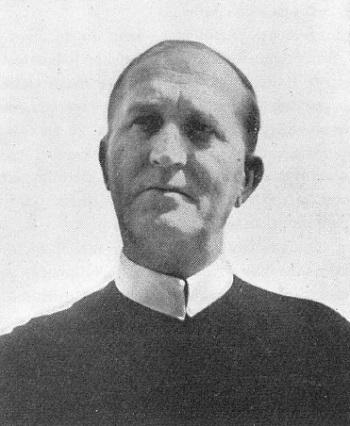 Il redentorista P. Simon Scherzl, 1896-1959, Germania della Provincia di Monaco. Fu militare prima e poi novizio e sacerdote redentorista. Si distinse nell'apostolato missionario domestico, dandogli un'impronta moderna.Nell'aprile del 1959 cessò l'ufficio di Provinciale e nel novembre dellp stesso anno morì a 63 anni.