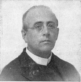 Il redentorista P. Luis Fernández Fernández de Retana C.Ss.R. 1884-1957,  Spagna, della Provincia di Madrid. Aveva una personalità e cultura poliedrica, per cui i Superiori lo misero all'insegnamento dei giovani nonché alla loro educazione.Morì nel 1957 a 73 anni.