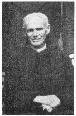 Il redentorista P. Eduardo Pernet C.Ss.R. 1875-1962 Francia della Provincia di Lione. Nato in Francia, 1893, con la nave raggiunse il Cile, dove fece la professione e diventò sacerdote. Fu educatore dei giovani nella casa di San Bernartdo e poi come Rettore in cinque Case della Vice-Provincia. morì a Cauquenes nel 1962 a 87 anni.