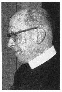 Il redentorista P. Omer Meerschaut, 1900-1960, Belgio della Provincia Flandrica. Nato in Belgio da una famiglia cristiana con sette figli di cui due diventarono redentoristi. Morì a 60 anni,mentre era rettore a St. Trond (chiusa nel 1965).