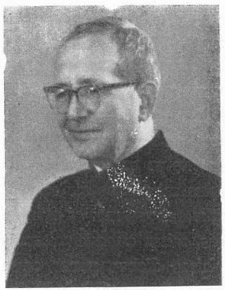 Il redentorista Fratello Karl Gottfried Redemann. 1892-1962  Westfalia, della Provincia di Colonia. Fu conosciuto da molti Congregati, essendo stato per 24 anni (1924-1948) nella Casa Generalizia impegnato in mille faccende. nel 1960, si manifestarono in lui, nel 1961, i segni del terribile male del cancro che lo portarono alla morte a 70 anni.