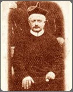 Il redentorista P. Engelbert Frohn, 1843-1900, Borussia, Provincia di Colonia. Dopo 35 anni in Irlanda, ritornò in Germania come Rettore di Bochum, a 56 anni.