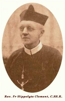 """Il redentorista P. Hippolyte Clément, 1854-1917, Belgio, Provincia Flandrica. Uomo di bella spiritualità, amato da tutti coloro che lo hanno conosciuto, soprattutto dai fratelli coadiutori belgi.  Beauplateau, come """"visibile Provvidenza"""" di Dio. Qui morì improvvisamente nel 1917 a 63 anni."""