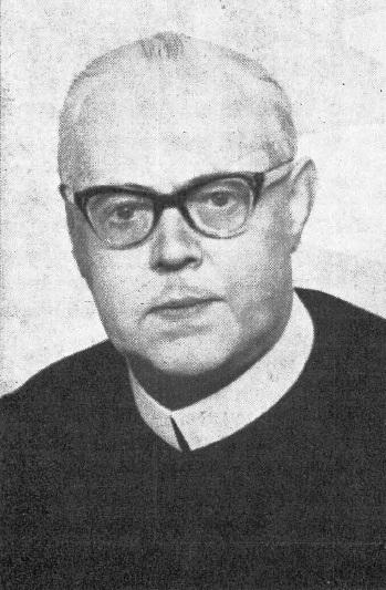 Il redentorista P. Christ Oomen, 1909-1966, Paesi Bassi, della Provincia di Amsterdam. Mori a 56 anni mentre era Padre Provinciale. Fu prefetto degli studenti e rettore della Casa di Wittem per 8 anni, anche durante l'occupazione nazista. Fu prolifico autore di articoli, ma scrisse pochi libri.